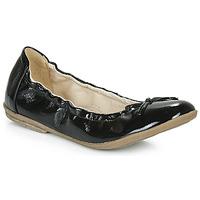 鞋子 女孩 平底鞋 Ramdam LISBONNE 黑色