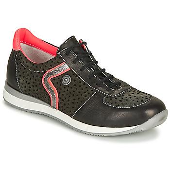 鞋子 女孩 球鞋基本款 Catimini CISTUDE 黑色