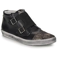 鞋子 女孩 高帮鞋 Ikks BIANCA 黑色