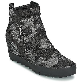 鞋子 女士 短筒靴 Kennel + Schmenger ALISA 灰色