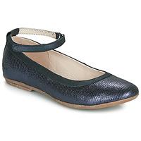 鞋子 女孩 平底鞋 Achile DANIELA 海蓝色