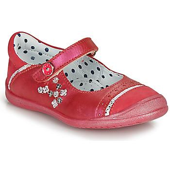 鞋子 女孩 平底鞋 Catimini PIPISTRELLE 玫瑰色