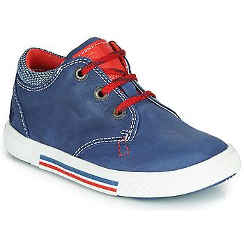 鞋子 男孩 球鞋基本款 Catimini PALETTE 蓝色