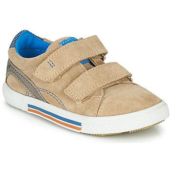 鞋子 男孩 球鞋基本款 Catimini PERRUCHE 米色