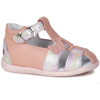 鞋子 女孩 涼鞋 GBB GASTA 玫瑰色