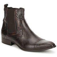 鞋子 男士 短筒靴 Carlington 卡尔顿 RINZI 棕色