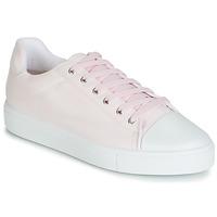 鞋子 女士 球鞋基本款 André SAMANA 玫瑰色