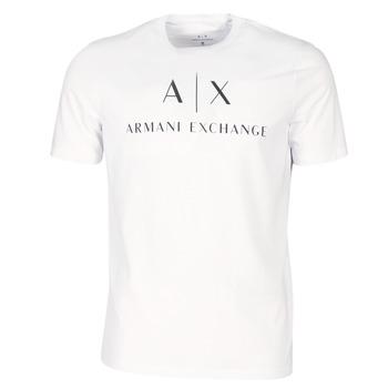 衣服 男士 短袖體恤 Armani Exchange 8NZTCJ-Z8H4Z-1100 白色