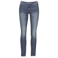 衣服 女士 紧身牛仔裤 Armani Exchange 6GYJ25-Y2MKZ-1502 蓝色