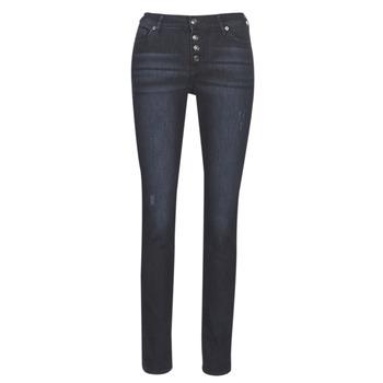 衣服 女士 紧身牛仔裤 EMPORIO ARMANI EAX 6GYJ27-Y2HJZ-1502 蓝色