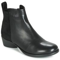 鞋子 女士 短筒靴 TBS GABRIEL 黑色