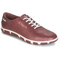 鞋子 女士 球鞋基本款 TBS JAZARU 波尔多红