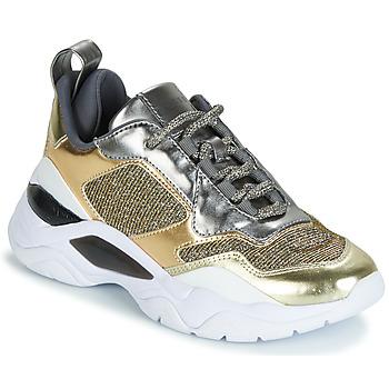 鞋子 女士 球鞋基本款 Guess FURNER 银色 / 金色