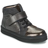 鞋子 女孩 球鞋基本款 Unisa CALATA 灰色 / 黑色