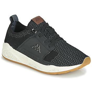 鞋子 男士 球鞋基本款 Kappa 卡帕 JASMO 黑色