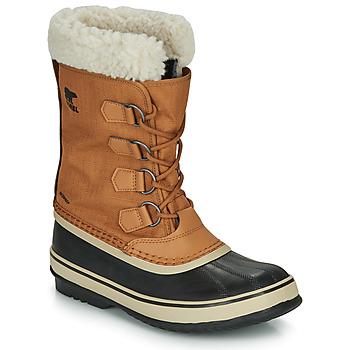 鞋子 女士 雪地靴 Sorel WINTER CARNIVAL 驼色