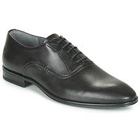 鞋子 男士 系带短筒靴 André RIAXTEN 黑色