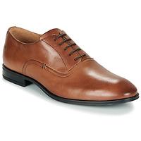 鞋子 男士 系带短筒靴 André RIAXTEN 棕色