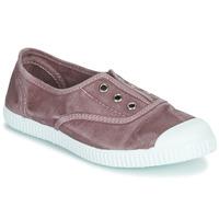 鞋子 女孩 球鞋基本款 André LES VACANCES 淡紫色