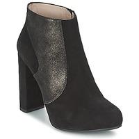 鞋子 女士 短靴 Unisa SAFIR 黑色