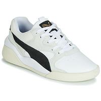鞋子 女士 球鞋基本款 Puma 彪马 AEON HERITAGE 白色 / 黑色