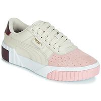 鞋子 女士 球鞋基本款 Puma 彪馬 CALI REMIX 白色 / 玫瑰色
