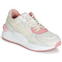 鞋子 女士 球鞋基本款 Puma 彪马 RS-9.8 米色