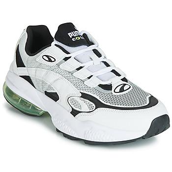 鞋子 男士 球鞋基本款 Puma 彪马 CELL VENOM 白色 / 黑色