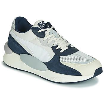 鞋子 男士 球鞋基本款 Puma 彪马 RS-9.8 TN SPACE 白色 / 灰色