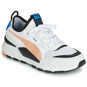 鞋子 男士 球鞋基本款 Puma 彪马 RS-0 RE-REIN MU 白色