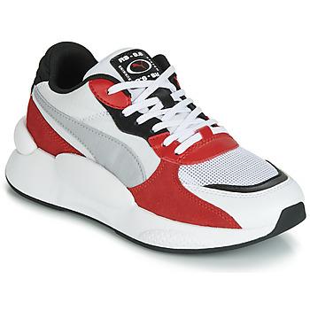 鞋子 儿童 球鞋基本款 Puma 彪马 RS-98 SPACE JUNIOR 白色 / 红色