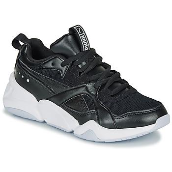 鞋子 女士 球鞋基本款 Puma 彪马 NOVA 2. W 黑色