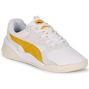鞋子 女士 球鞋基本款 Puma 彪马 AEON HERITAGE W 白色
