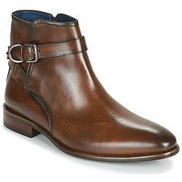 鞋子 男士 短筒靴 Brett & Sons ROBERTO 棕色