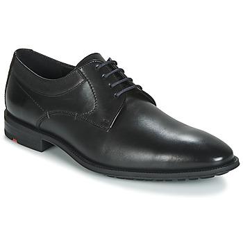 鞋子 男士 德比 LLOYD JAYDEN 黑色