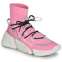 鞋子 女士 高帮鞋 Kenzo K SOCK SLIP ON 玫瑰色
