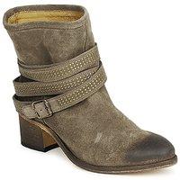 鞋子 女士 短靴 Atelier Voisin FEW DAIM 灰褐色