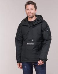 衣服 男士 夹克 Columbia 哥伦比亚 CHALLENGER PULLOVER 黑色