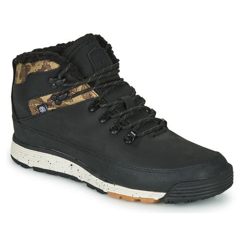 鞋子 男士 短筒靴 Element DONNELLY 黑色 / 迷彩