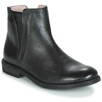 鞋子 女孩 短筒靴 Acebo's 9671-NEGRO-T 黑色