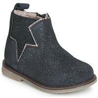 鞋子 女孩 短筒靴 Acebo's MAKALU 蓝色