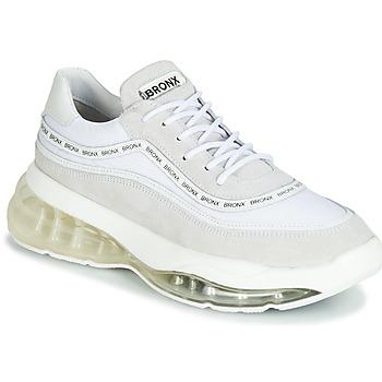 鞋子 女士 球鞋基本款 Bronx BUBBLY 白色