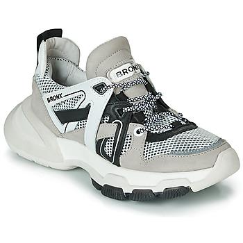 鞋子 女士 球鞋基本款 Bronx SEVENTY STREET 灰色 / 白色 / 黑色