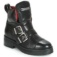 鞋子 女士 短筒靴 Bronx GAMLETT 黑色