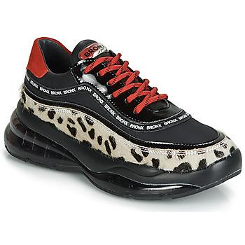 鞋子 女士 球鞋基本款 Bronx BUBBLY 黑色