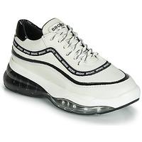 鞋子 女士 球鞋基本款 Bronx BUBBLY 白色 / 黑色