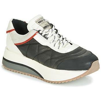鞋子 女士 球鞋基本款 Bronx NOLA ISA 黑色 / 灰色