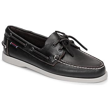 鞋子 男士 船鞋 Sebago 仕品高 DOCKSIDE PORTLAND 棕色