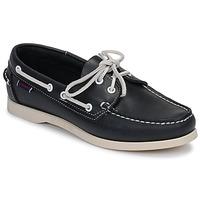 鞋子 女士 船鞋 Sebago 仕品高 DOCKSIDES PORTLAND W 蓝色
