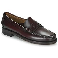 鞋子 男士 皮便鞋 Sebago 仕品高 CLASSIC DAN 棕色
